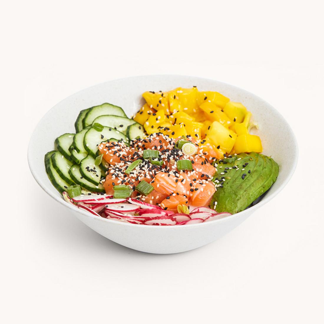 poke saumon oahu