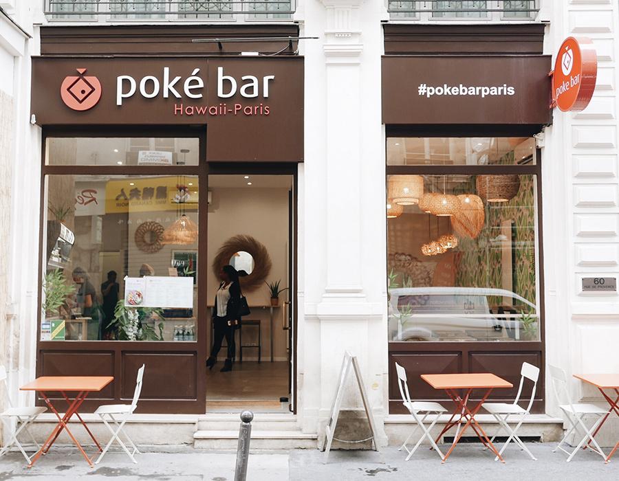restaurant poke bar paris 9 Provence